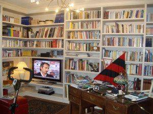 libreria su misura milano tre