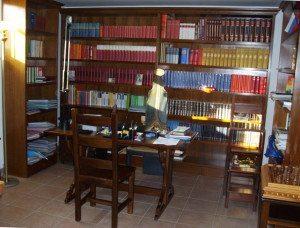 libreria su misura a moduli
