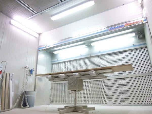 laccatura falegnameria milano