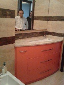 mobili bagno d'arredamento a milano