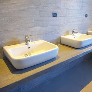 mobili bagno d'arredamento