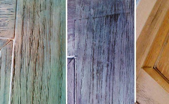 anticatura legno