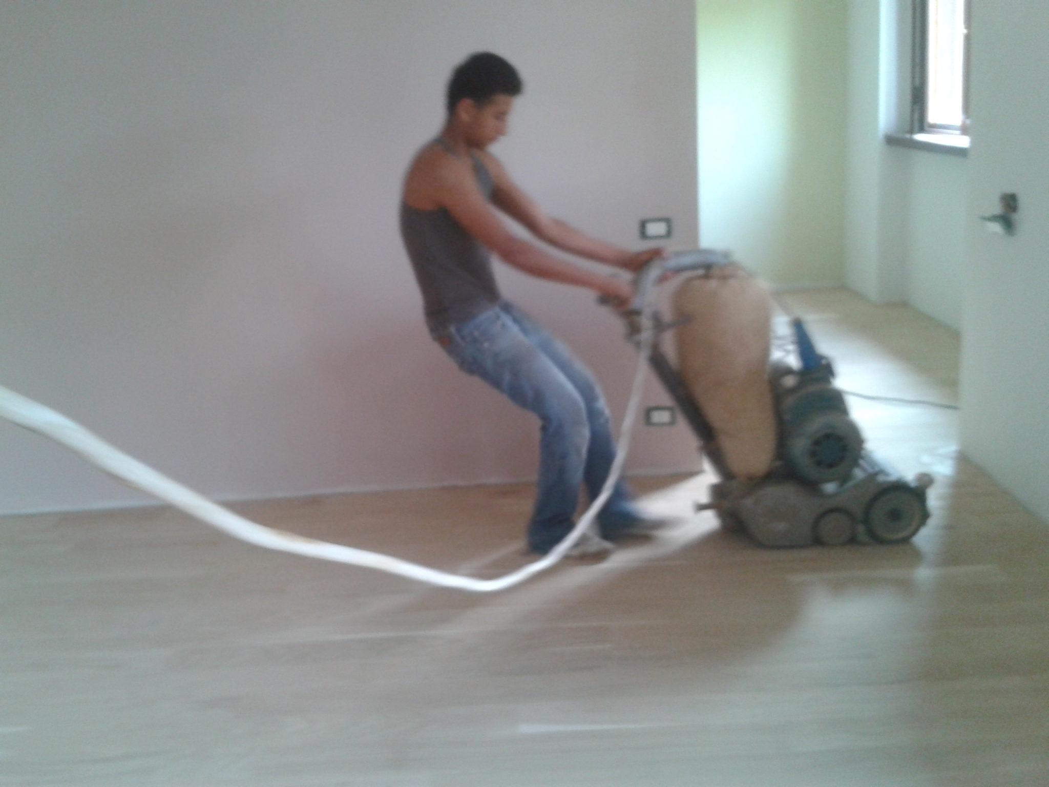 lamatura pavimenti in legno