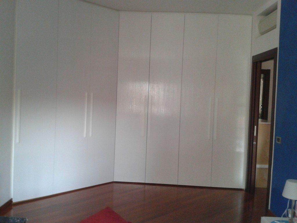 Armadio su misura creo casa milano falegnameria mobili su for Misura casa milano