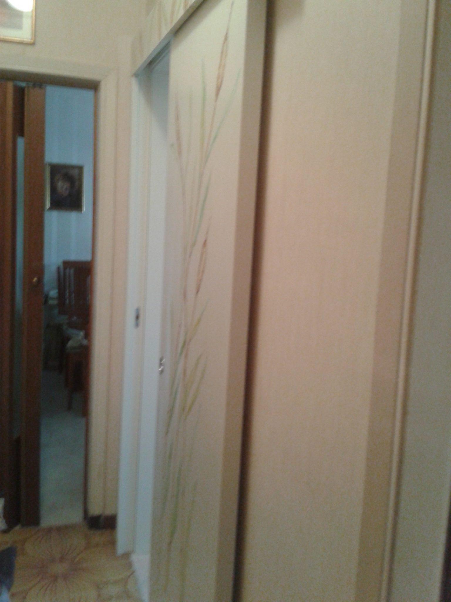 Porte legno, laminato, su misura Milano