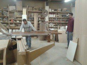 Porte legno, laminato, su misura