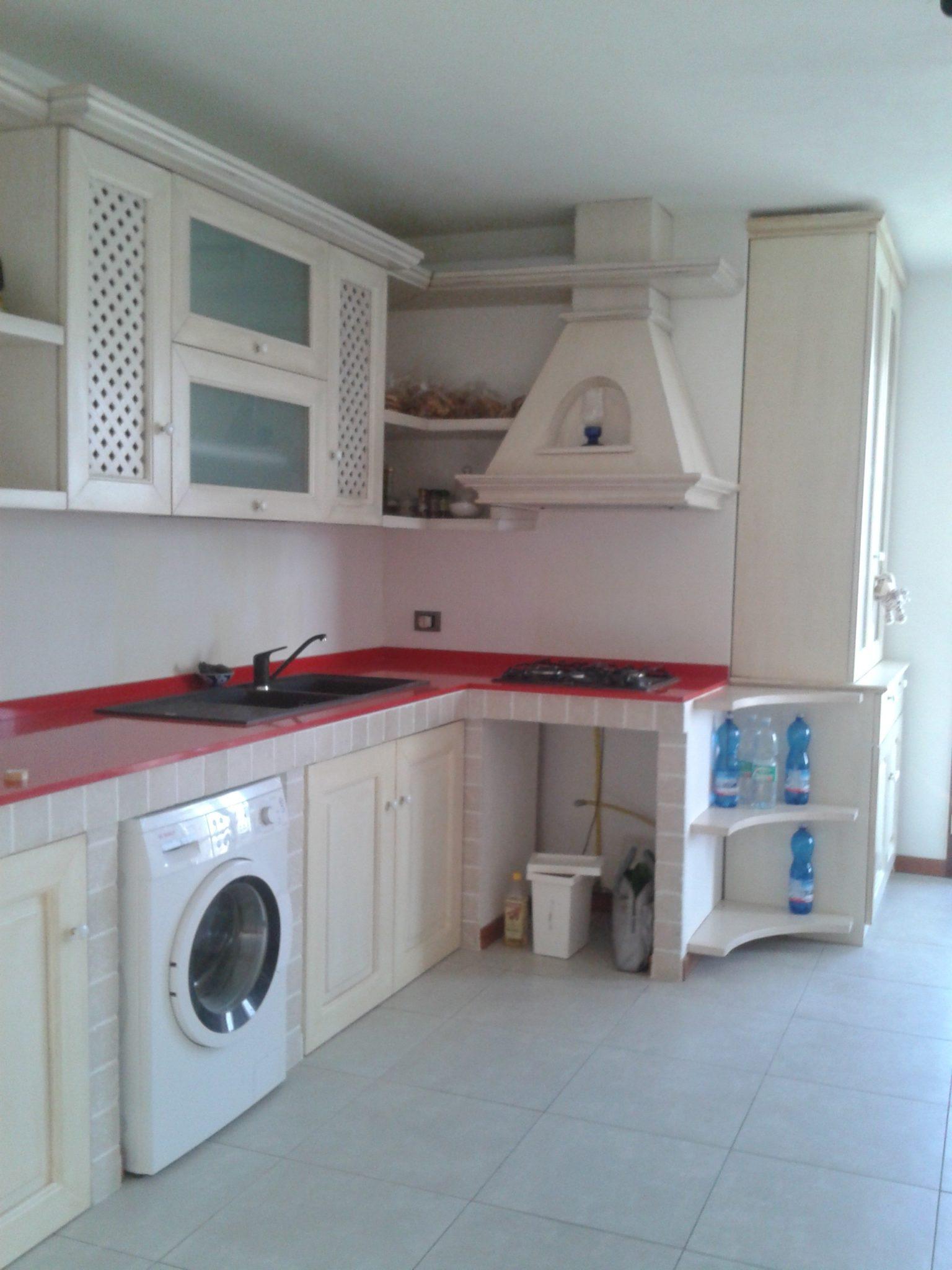 cucina provenzale doppio angolo