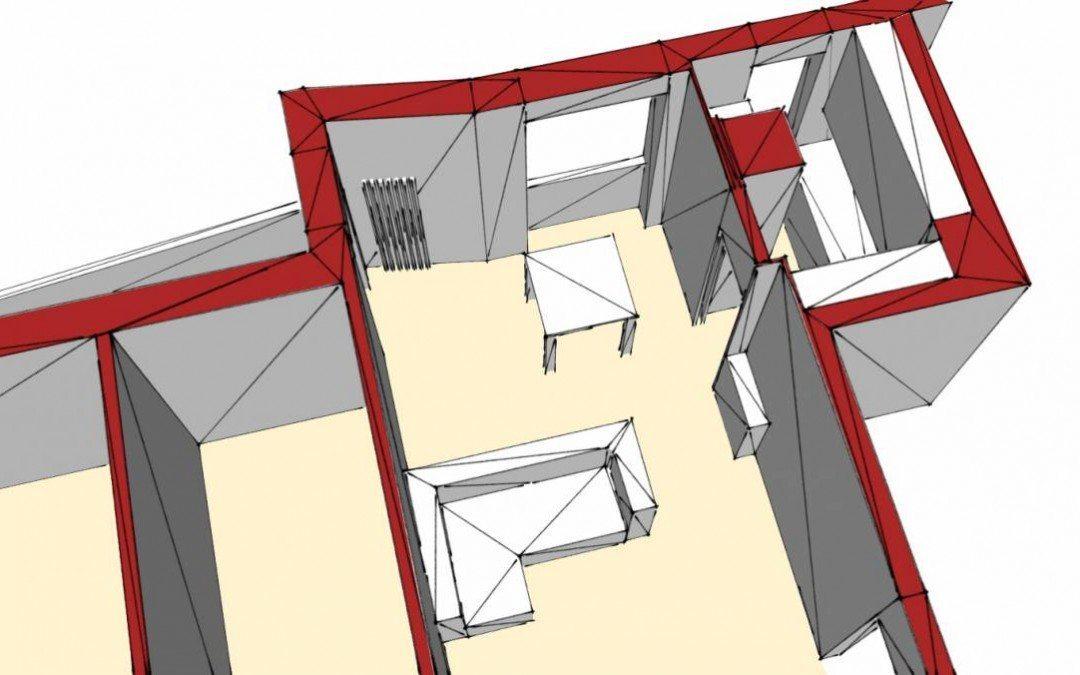 progetto d'interni appartamenti, casa