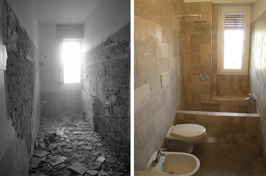 Rifare il bagno idee free bagno con grandissimo box doccia walkin