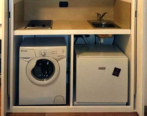 Cucine su misura in legno i mobilieri in zona vigentina for Mobili x cucine piccole