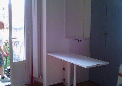 tavolo a ribalta 120x 60
