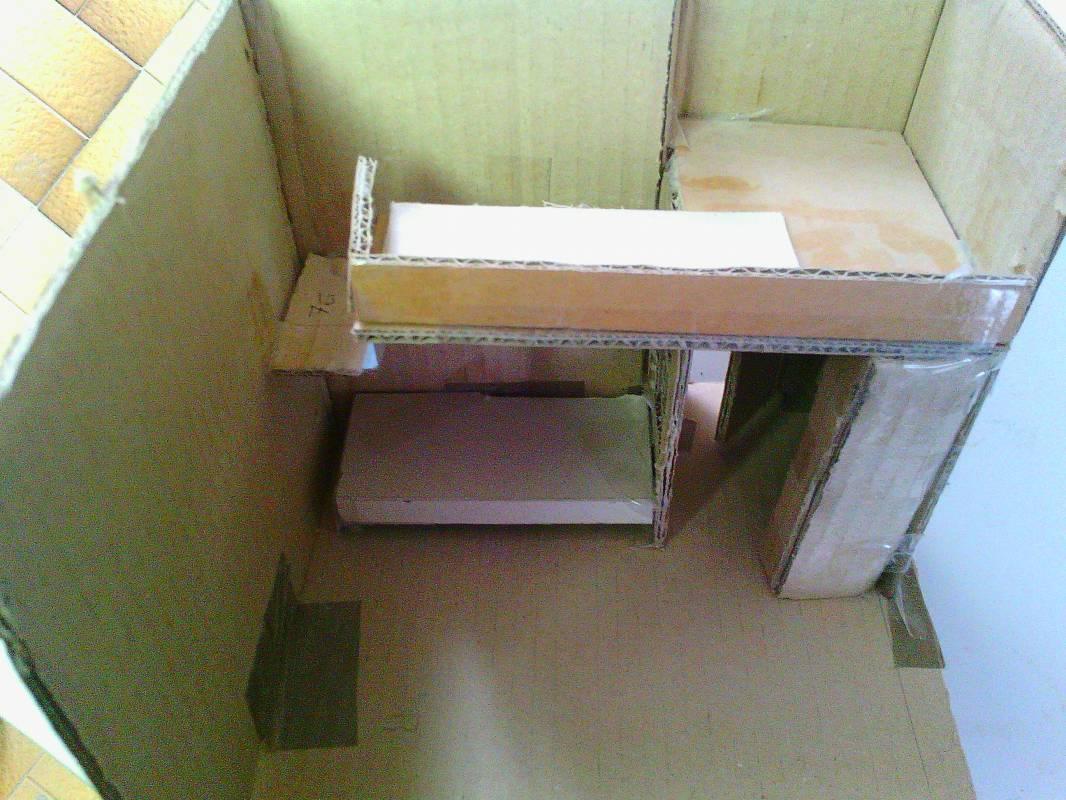Bagni Bambini Dwg : Soffitto Alto: Camerette Per Ragazzi Ragazze  #2F609C 1066 800 Come Fare Un Tavolo Da Pranzo