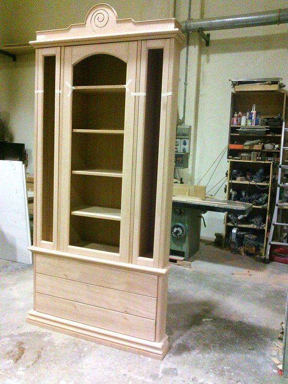 mobili in falegnameria artigiana convengono