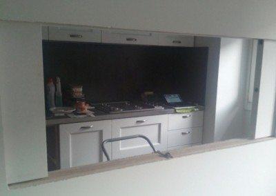 nuova cucina su misura, nuovo progetto in Ripamonti
