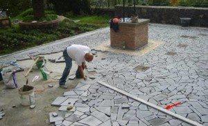 risrutturazione pavimento