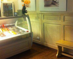 Arredamento gelaterie milano bancone creo casa milano for Arredamento provenzale milano