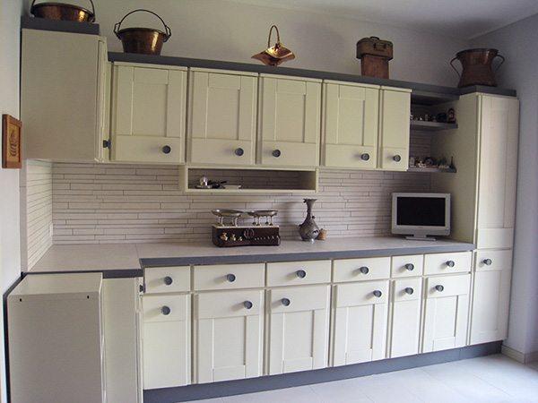Cucina su misura varese creo casa milano cucine for Mobili cucina italiana