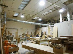 laboratorio falegnameria milano