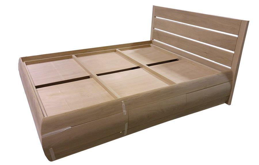 letti in legno massello Creocasa milano letti su misura