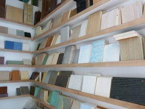 Finiture legni per arredamento su misura