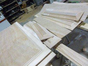 Come fare i pannelli in legno delle boiseriee