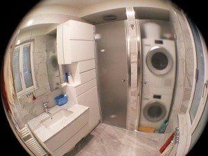Mobile per lavabo ad incasso sottopiano