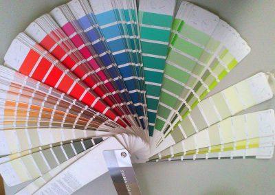 gamma colori infinita