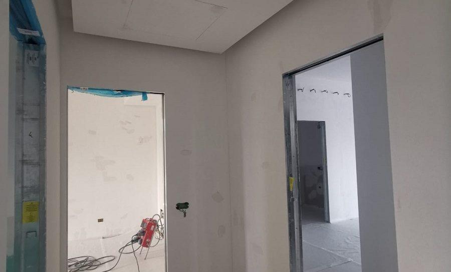 pareti e controsoffitti in cartongesso