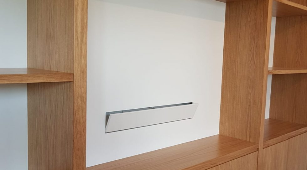 parete soggiorno