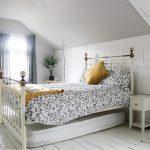 Le soluzioni più belle per arredare una camera da letto in stile shabby