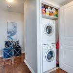 Lavanderia piccola, ecco come organizzare al meglio gli spazi